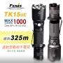 Fenix TK15 UE 遠射型戰術手電筒 黑(附2顆3V鋰電池)