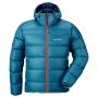 Mont-bell LT Alpine Down Parka Jacket 男款 連帽羽絨夾克 1101532-BLAC/藍