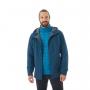 Mammut Convey 3 in 1 HS Hooded Jacket 男款 GTX兩件式防水保暖外套 水鴨藍/藍寶石