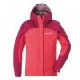 Mont-bell Thunder Pass Jacket 女款風雨衣 1128345 OP/RR 歌劇院/玫紅