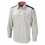 Bear Grylls Trek L/S Shirt 健行快乾長袖襯衫 鐵灰