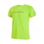 Mammut 長毛象 Splide Logo T-Shirt 男款 短袖排汗衣 萌芽綠