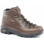 Zamberlan 309 NEW TRAIL LITE GTX 防水高筒全皮革登山鞋 中性款 栗棕