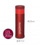 Mont-bell ALPINE THERMO BOTTLE 0.5L 保溫瓶 紅色
