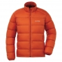 Mont-bell LT Alpine Down Jacket 男款羽絨夾克 1101534-BRIC/磚橘