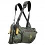 美國RIBZ多功能旅行胸前袋(綠)S