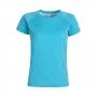 Mammut 長毛象 Aegility T-Shirt 女款 短袖圓領排汗衣(亞洲版) 湛藍