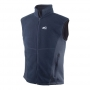 Millet Alpin Vest 男款刷毛背心 海軍藍 S