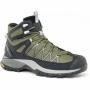 Zamberlan 230 SH CROSSER PLUS GTX RR 防水高筒登山鞋 中性款 橄欖綠 出清價 EU42