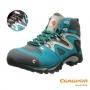 Caravan 女款登山健行鞋 C4_03 水藍