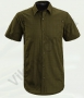 Arc'teryx 始祖鳥 Ridgeline Shirt 男短襯衫 (泥炭綠) M號