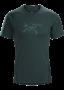 Arc'teryx Phasic Evolution Crew 男款 短袖圓領排汗衣 迷惑藍