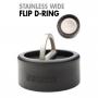 Klean Kanteen Flip-D Ring Cap 可翻動寬口不鏽鋼蓋