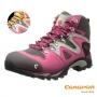 Caravan 女款登山健行鞋 C4_03 粉紅