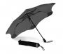 Blunt XS_METRO 抗強風、抗UV折傘 紳士灰