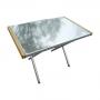 Outdoorbase 小金剛不銹鋼折合桌-含袋 25513(全新改款)