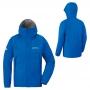 Mont-bell Rain Hiking 男款 DRY-TEC™輕量防水透氣風雨衣 1128600-PRBL/初級藍