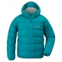 Mont-bell Neige Down Parka Kid's 兒童羽絨連帽夾克 1101582TQB青藍 130~150