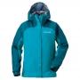 Mont-bell Thunder Pass Jacket 女款風雨衣 1128345 PE/TQ 孔雀藍/松石藍