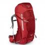 Osprey Ariel AG 65 女款 輕量登山健行背包 S 熱情紅
