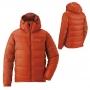 Mont-bell Alpine 男款連帽800FP羽絨夾克 1101407 橘SO/D