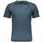 SCOTT Trail MTN Aero s/sl Shirt 男 短袖排汗衣 夜藍