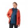 Mammut Convey 3 in 1 HS Hooded Jacket 女款 GTX兩件式防水連帽保暖外套 椒橘/水鴨藍