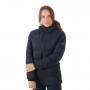 Mammut 長毛象 Xeron IN Hooded Jacket AF 女款 防潑水輕量羽絨連帽外套 黑色 (亞洲限定)