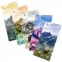Coolnet抗UV頭巾-台灣系列-五嶽套組<五款特惠價> BF124439-555-TW