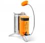 Biolite Campstove 2 節能環保露營爐第二代(附Flexlight照明燈)